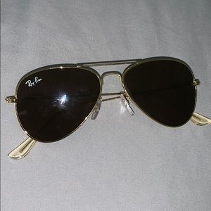 Ray Ban's sunglasses - women's / hardly used